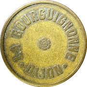 10 Centimes - La Bourguignonne – obverse