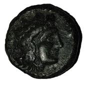 Bronze AE16 – obverse