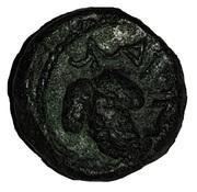Bronze AE16 – reverse