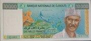 10 000 Francs (Banque Nationale) – obverse
