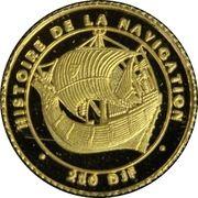 250 Francs (Portuguese Ship) – reverse