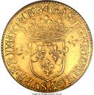 Ecu d'Or - Gaston d'Orleans – obverse