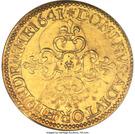Ecu d'Or - Gaston d'Orleans – reverse