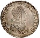 1 Ecu - Gaston d'Orléans – obverse