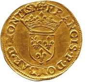 2 Ecu d'or - Francois II de Bourbon-Montpensier – obverse