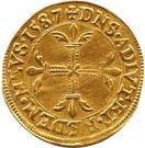 2 Ecu d'or - Francois II de Bourbon-Montpensier – reverse