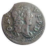 Denier Tournois - Gaston d'Orléans (9th type) – obverse
