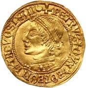 1 Ecu d'Or - Pierre II. de Bourbon – obverse