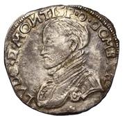 1 Teston - Louis II. de Bourbon-Montpensier – obverse