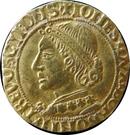 1 Ecu d'Or - Jean II. de Bourbon – obverse