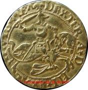 1 Ecu d'Or - Jean II. de Bourbon – reverse