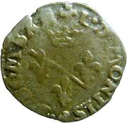 1 Liard - Louis II. de Bourbon-Montpensier – obverse