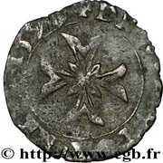 1 Liard - François II. de Bourbon-Montpensier – reverse
