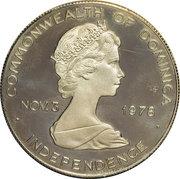 10 Dollars - Elizabeth II (Independence - History of Carnival) – obverse
