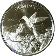 2 Dollars - Elizabeth II (Hummingbird) – reverse