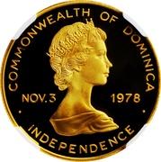 150 Dollars - Elizabeth II (Independence - Imperial Parrot) – obverse