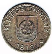 50 Pfennig - Donaueschingen – reverse