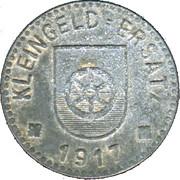 10 Pfennig - Donaueschingen – reverse