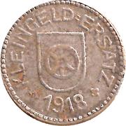 1 Pfennig - Donaueschingen – reverse