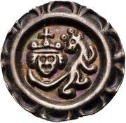 1 Brakteat - Friedrich II – obverse