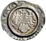 1 Brakteat - Heinrich VI – obverse