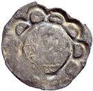 1 Dünnpfennig - Heinrich VI. – reverse