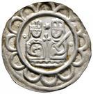 1 Brakteat - Heinrich VI. – obverse