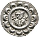 1 Brakteat - Philipp, Otto IV. and Friedrich II. – obverse