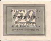 60 Heller (Dorfgastein) – reverse