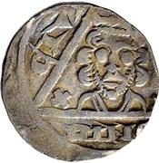 1 Denar - Rudolf von Habsburg – reverse