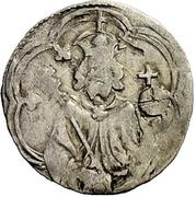 1 Pfennig - Wenzel von Luxemburg – obverse