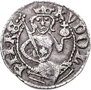 1 Denar - Rudolf von Habsburg – obverse