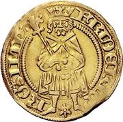 1 Goldgulden - Friedrich III. – obverse