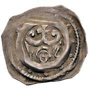 1 Pfennig - Duke Leopold VI (Vienna) – obverse