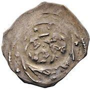 1 Pfennig - Duke Leopold VI (Vienna) – reverse