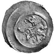 1 Pfennig - Herzog Leopold VI – reverse