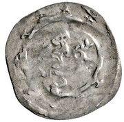 1 Pfennig - Herzog Leopold VI (Enns) – reverse