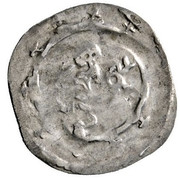 1 Pfennig - Leopold VI (Enns) -  reverse