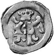 1 Pfennig - Friedrich II -  obverse
