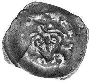 1 Pfennig - Austrian Interregnum – reverse
