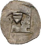 1 Pfennig - Austrian Interregnum (Enns or Wiener Neustadt) – obverse