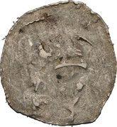 1 Pfennig - Austrian Interregnum (Enns or Wiener Neustadt) – reverse