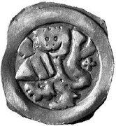 1 Pfennig - Ottokar II of Bohemia – obverse