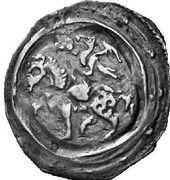 1 Pfennig - Leopold VI – reverse