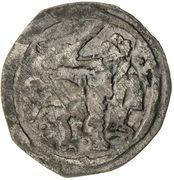 1 Pfennig - Duke Leopold V (Krems) -  reverse