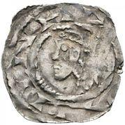 1 Pfennig - Heinrich V (Neunkirchen) – obverse