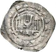 1 Pfennig - Heinrich V (Neunkirchen) – reverse