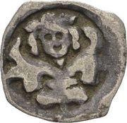 1 Pfennig - Ottokar II of Bohemia (Wiener Neustadt) – obverse