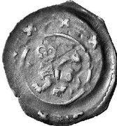 1 Pfennig - Leopold VI (Vienna) -  reverse