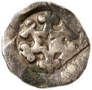 Pfennig - Albrecht I (Enns) -  obverse